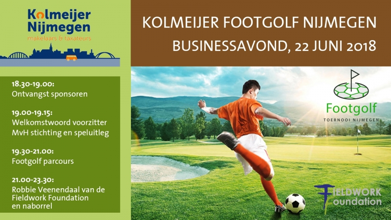 footgolf orion tv business avond